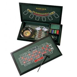 SET DE BLACKJACK RULETA PUNTO Y BANCA